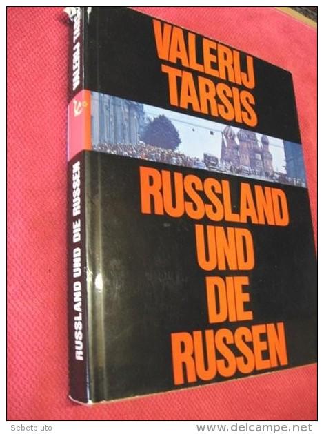 RUSSLAND UND DIE RUSSEN 1967 - Encyclopédies