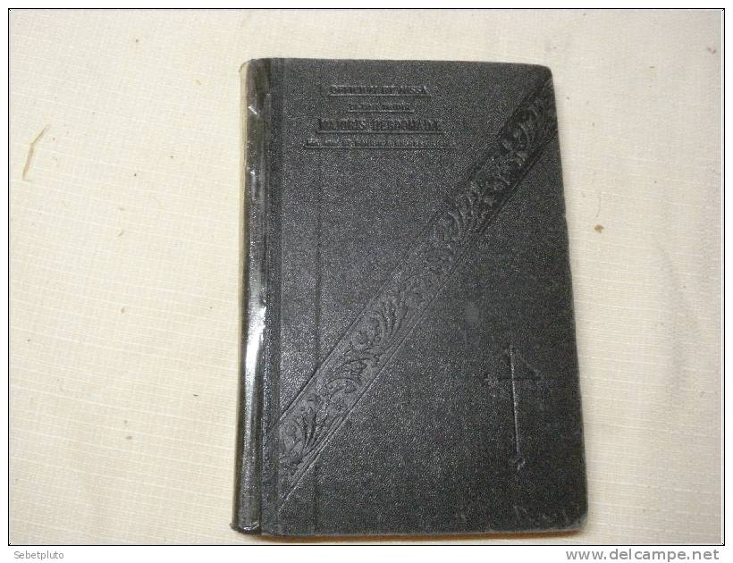 Officium Et Missa 1925 Office Et Messe Latin - Livres, BD, Revues