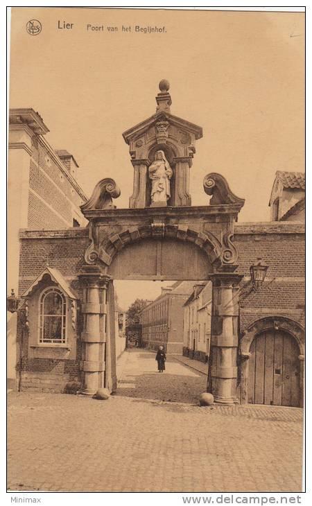 Lier - Poort Van Het Beginhof - Lier