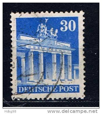 D Deutschland 1948 Mi 89eg Berlin Brandenburger Tor - Bizone