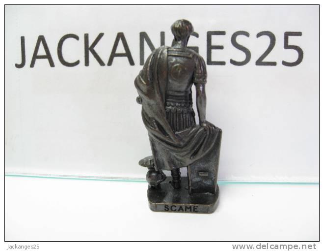 KINDER METAL  ROMAIN 3 1992 Scame  SANS OHNE WITHOUT BPZ - Figurines En Métal