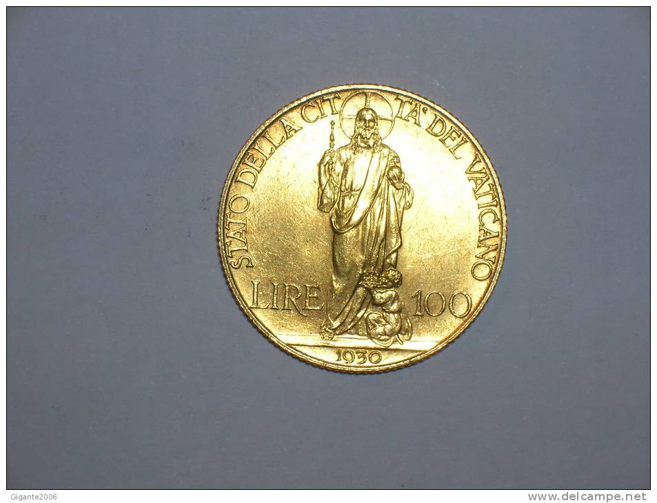 Vaticano 100 Liras1930 (10115) - Vatican