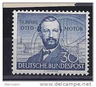 Germany1952: Michel150 Mnh**  OTTO - Germany