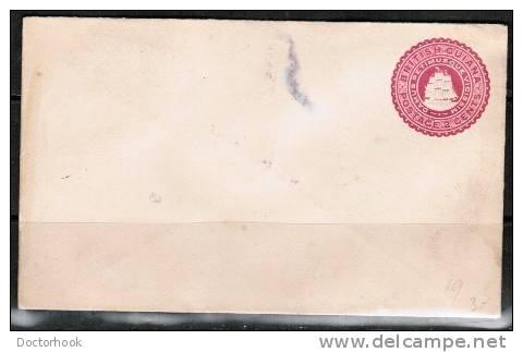 BRITISH GUYANA      Early Postal Stationary - British Guiana (...-1966)