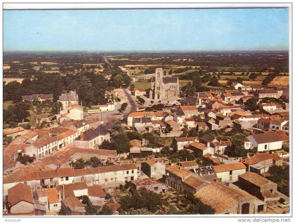 Les Lucs-sur-Boulogne..belle Vue Du Village - Les Lucs Sur Boulogne