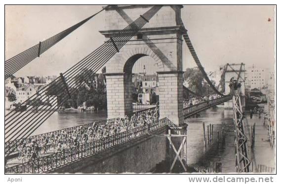 Lorient Angers (1956 7em Etape - Cyclisme