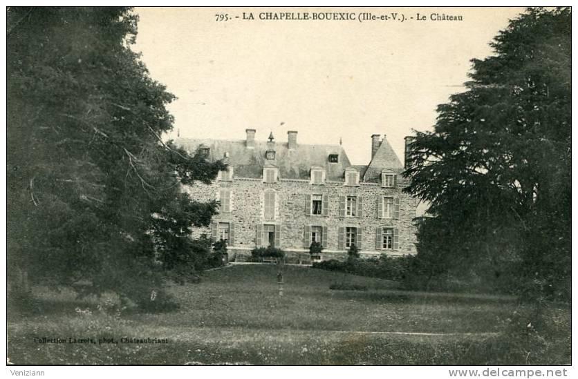 LA CHAPELLE BOUEXIC - Le Château - France
