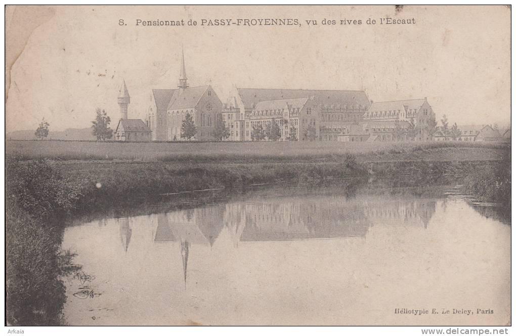 Passy - Frayennes- Rives - België