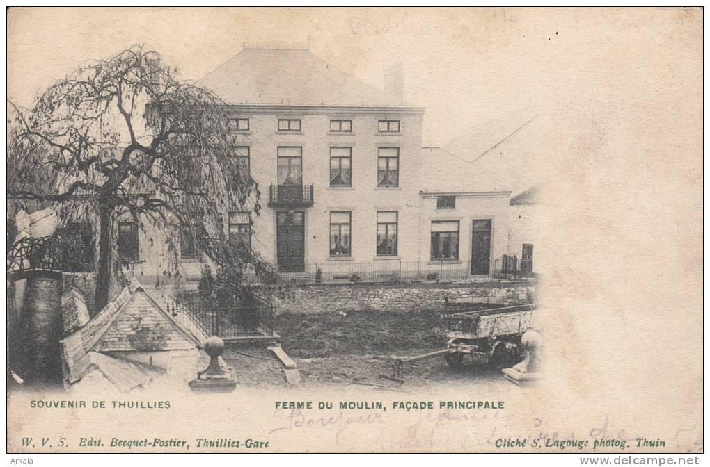 Thuillies - Ferme Du Moulin - België