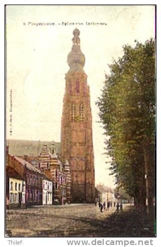 Hoogstraeten 14:Eglise Ste-Catherine 1908 - Hoogstraten