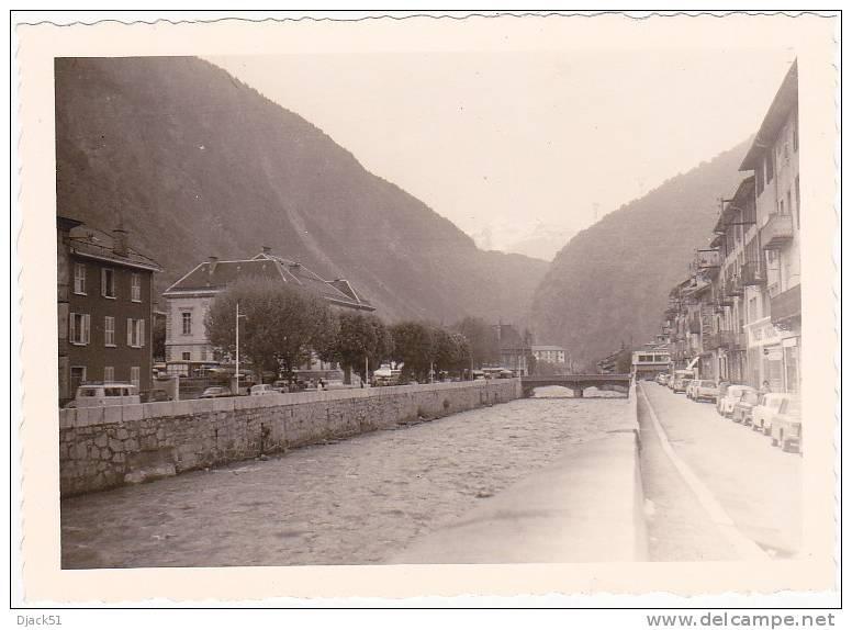 L'Isère à Montier - 18 Mai 1965 (Voitures) - Lieux