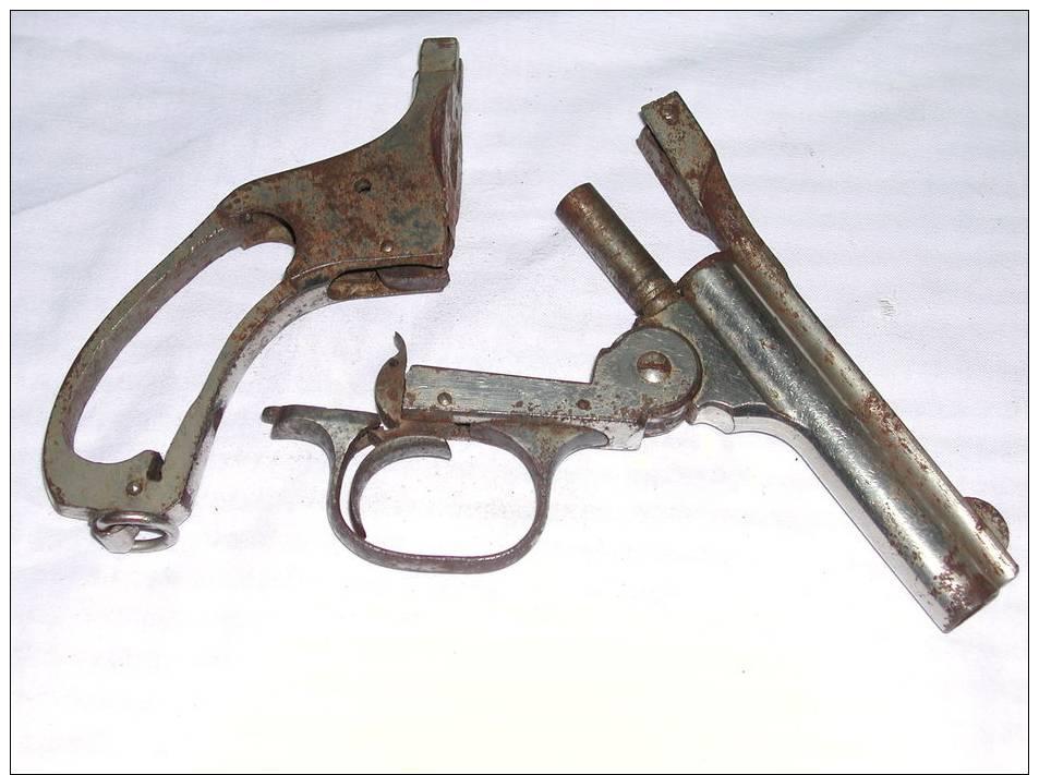 Revolver (piezas) - Armes Neutralisées