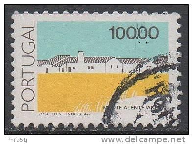PORTUGAL  N°1643__OBL VOIR SCAN- - Oblitérés