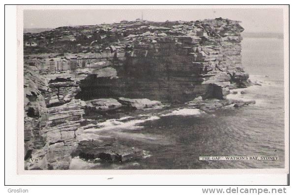 THE GAP  WATSON'S BAY 39    SYDNEY - Sydney