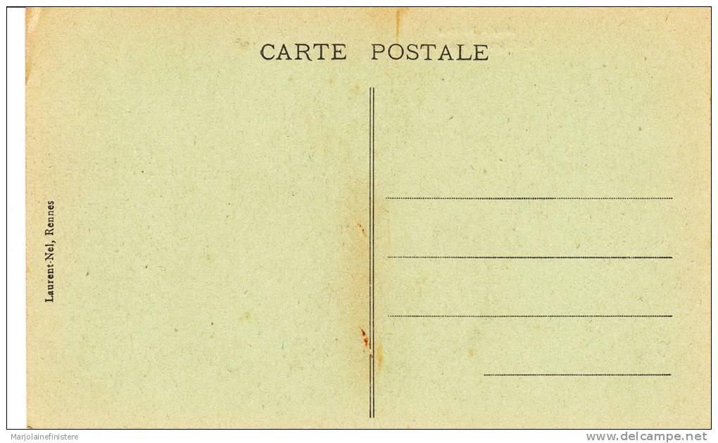 Dép. 56 - JOSSELIN. - Porterie Du  De Josselin. Laurent-Nel, Rennes. N° 1809 - Josselin