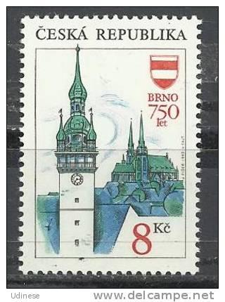 CZECH REPUBLIC 1993  - PETROV MOUNTAIN - MNH MINT NEUF NUEVO - Czech Republic