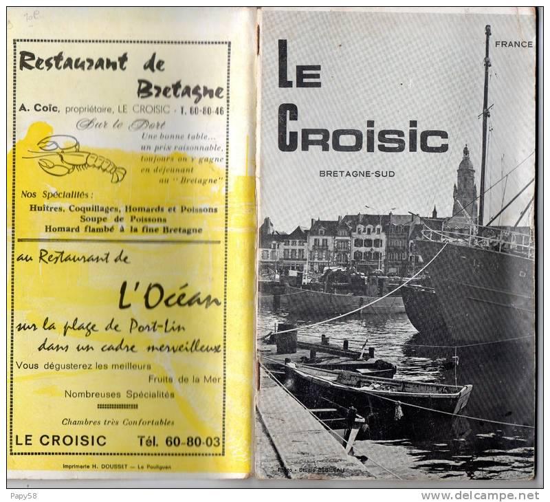 Non Classés Guide Touristique Le Croisic - Ohne Zuordnung
