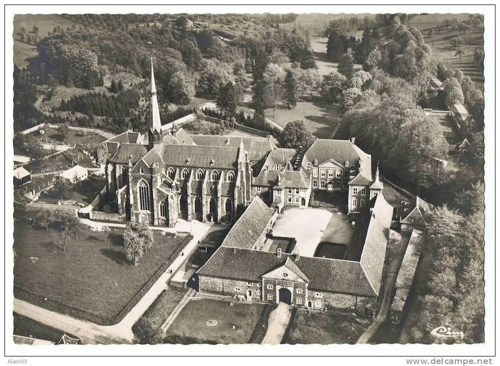 CHARNEUX (AUBEL) - Vue Aérienne De L'Abbaye Notre-Dame Du Val-Dieu - CIM 4654 - Aubel