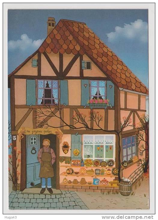 75 - LE POTIER - BAUMGARTEN - Schilderijen