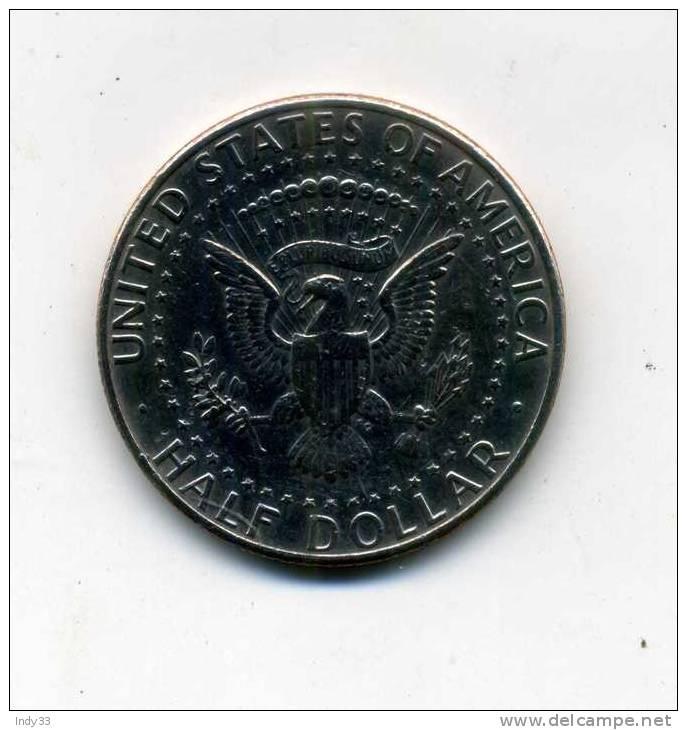 - U.S.A. . HALF DOLLAR KENNEDY 1990 - Federal Issues