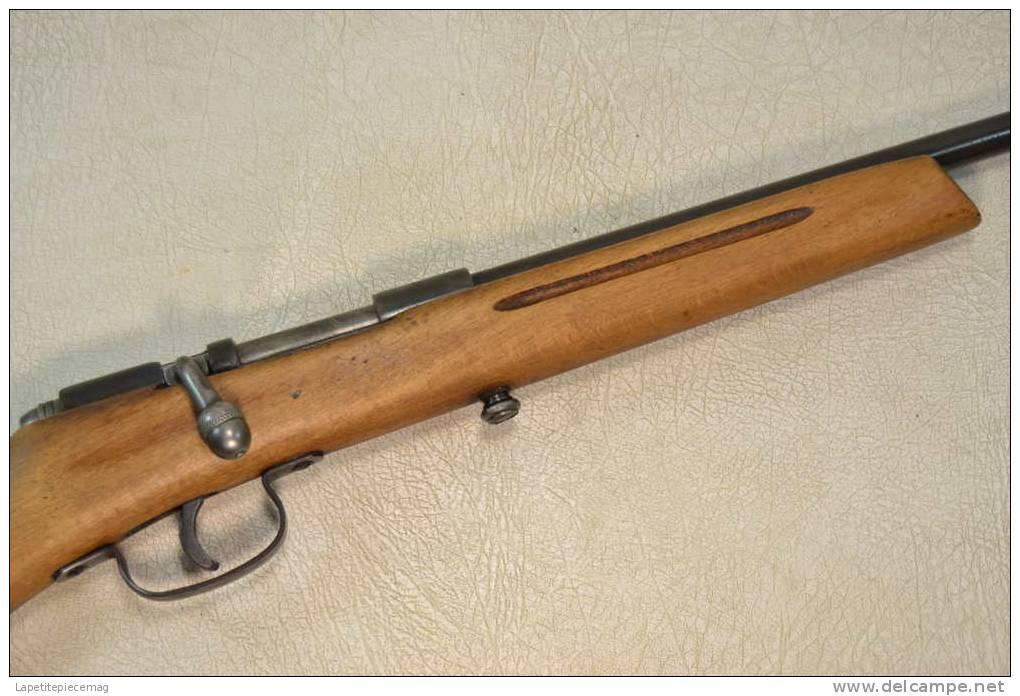 ancienne carabine de jardin 9mm annulaire flobert