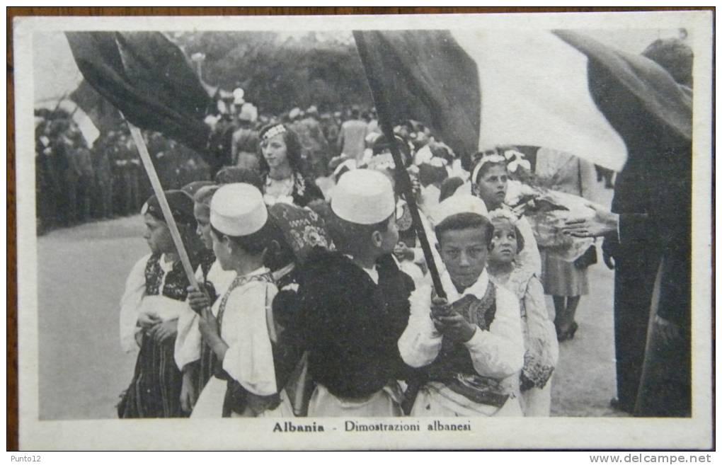 Albania, Protests, Dimonstrazioni Albanesi - Albanie
