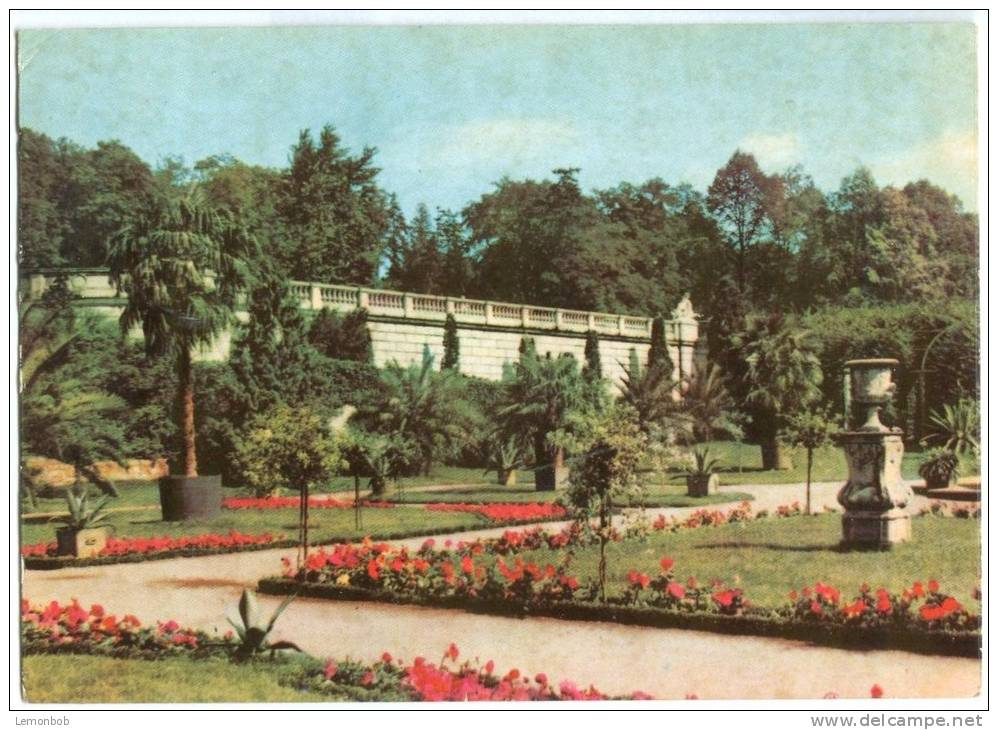 Germany, Potsdam-Sanssouci, Sizilianischer Garten, 1969 Used Postcard [10625] - Potsdam