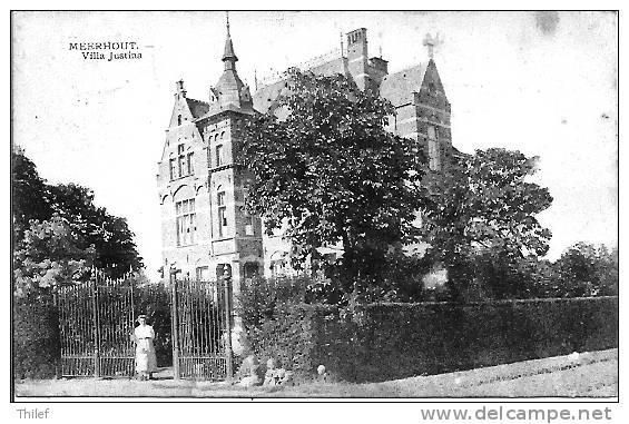 Meerhout 4: Villa Justina 1920 - Meerhout