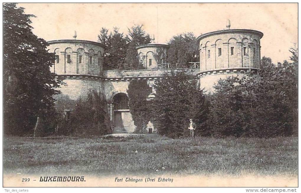 Luxembourg - Fort Thüngen, Drei Eicheln - Luxembourg - Ville