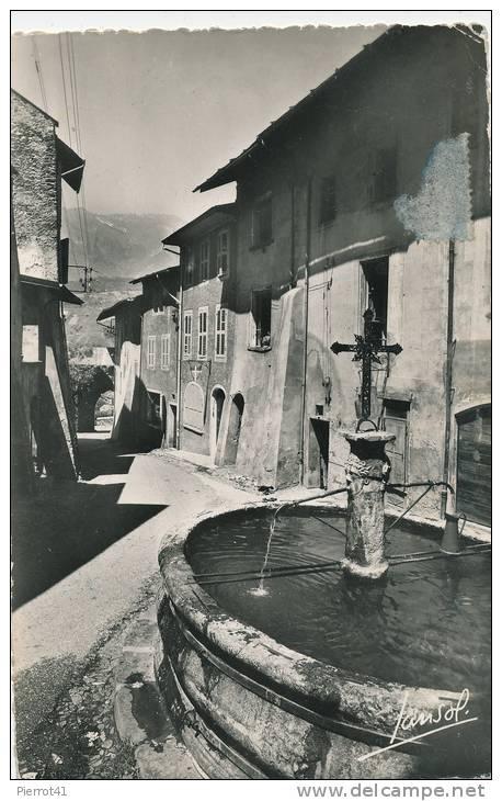 Cité De CONFLANS - Vieille Fontaine (1955) - France