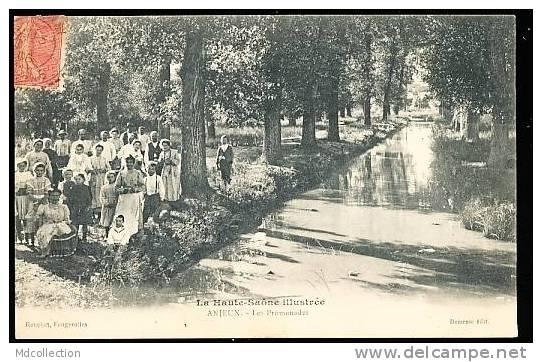 70 ANJEUX / Les Promenades / - Other Municipalities