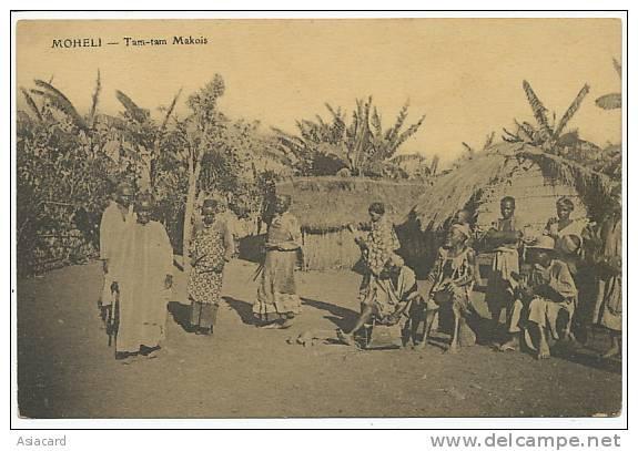 Moheli Tam Tam Makois  Orchestre Band - Comores