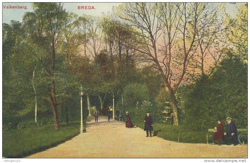 Breda - Valkenberg  (EY055 - Breda
