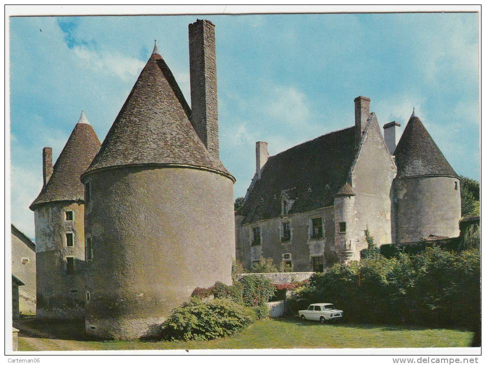 58 - Le Château De Corbelin - Editeur: Editions Nivernaises N° 12.791 - France