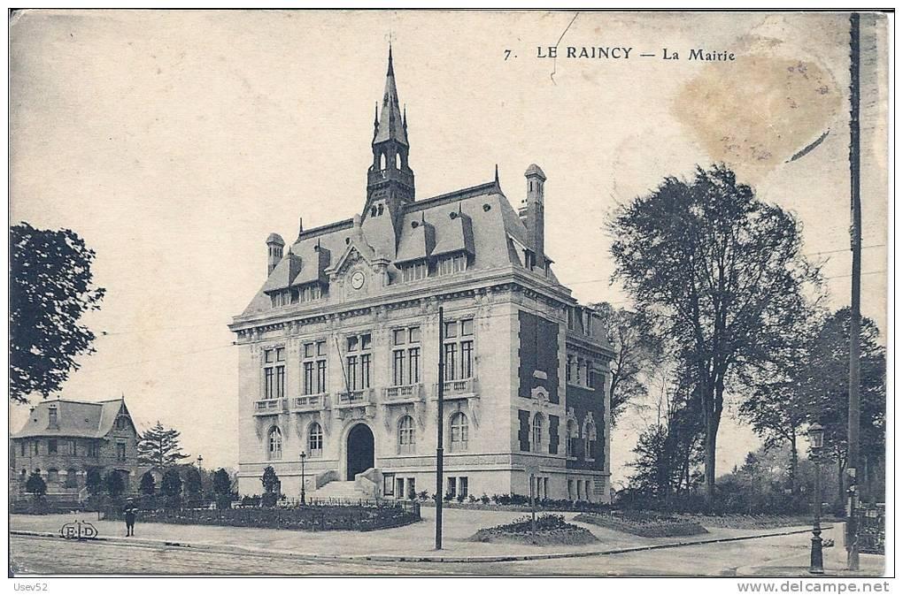 CPA Le Raincy - La Mairie - Le Raincy