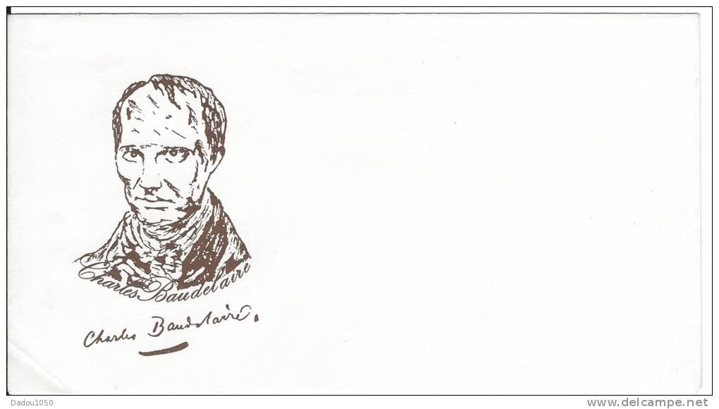 69 RILLIEUX LA PAPE Charles Baudelaire - Sonstige