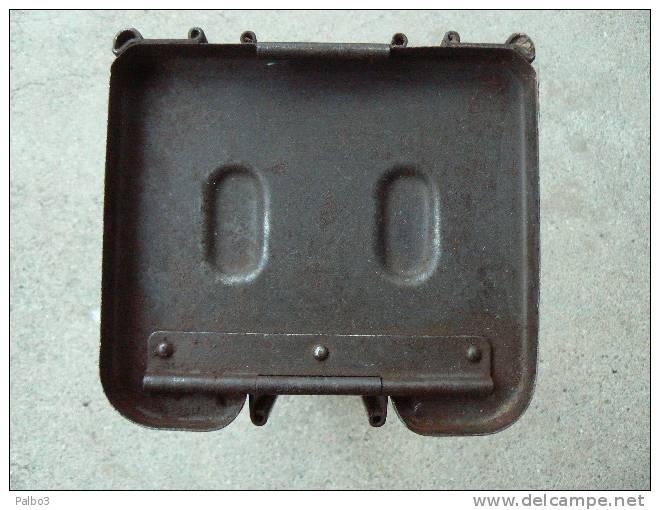 Porte chargeur tambour mg34 allemand de mitrailleuse en for Porte tambour