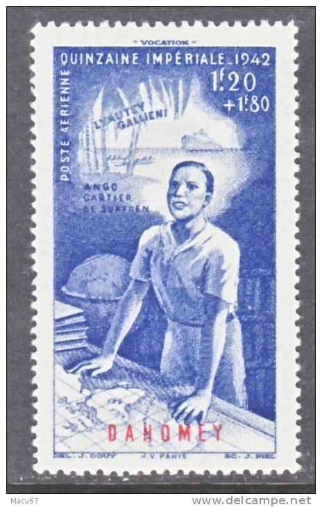 Dahomey  CB 4     **  VICHY Issue - Unused Stamps