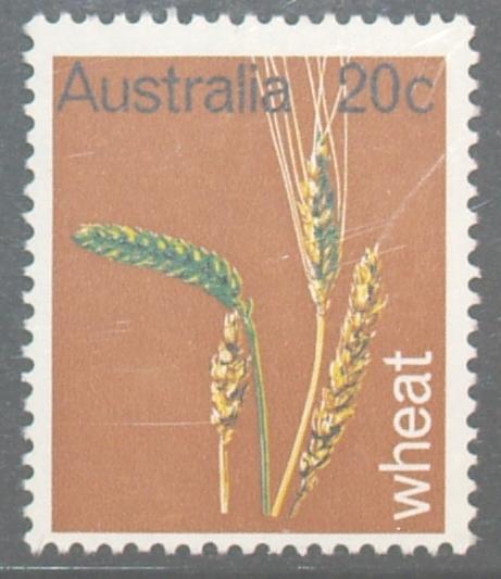 Australia 1969 Primary Industries 20c Wheat Mint Hinged - 1966-79 Elizabeth II