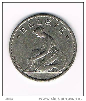 ** BELGIE  LEOPOLD III  1 FRANK 1935 VL BONNETAIN - 1934-1945: Leopold III