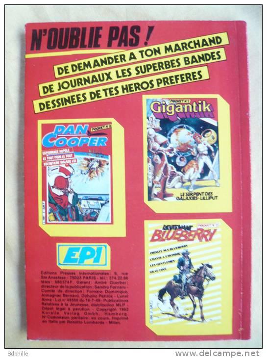 Michel Vaillant POCKET 2  Seul Contre Tous  TBE 1982 - Michel Vaillant