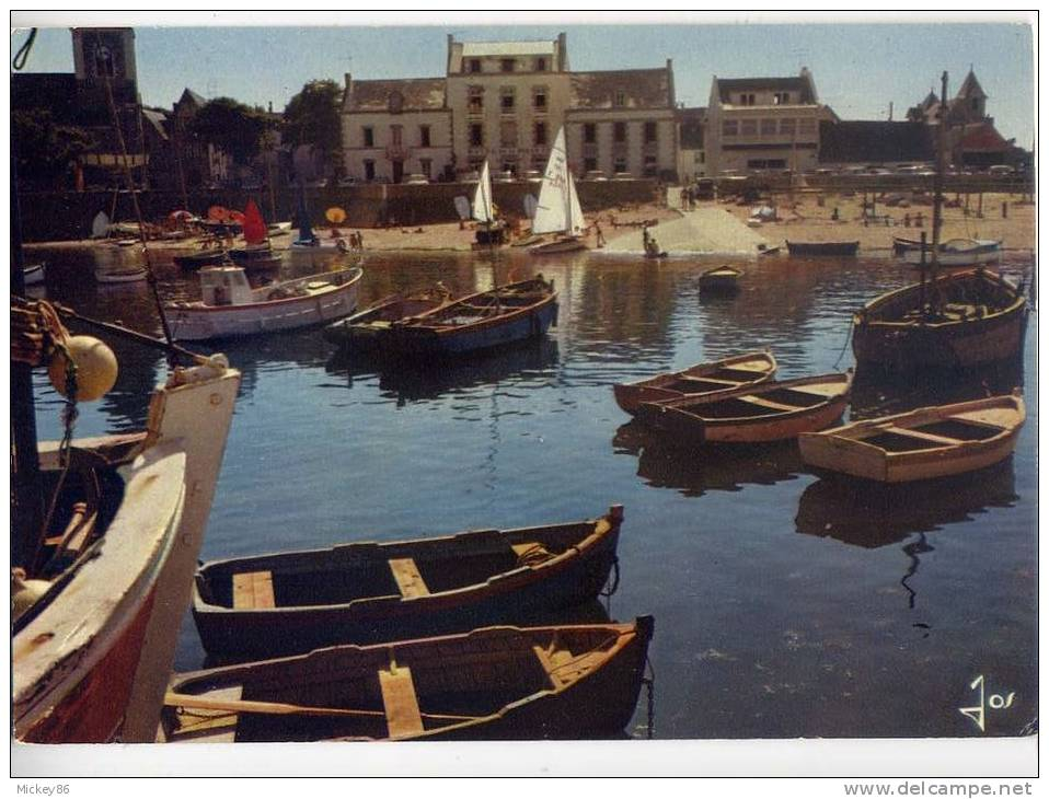 PIRIAC--Le Port ,cpsm  10 X 15  N° MX 9326 éd Jos - Piriac Sur Mer