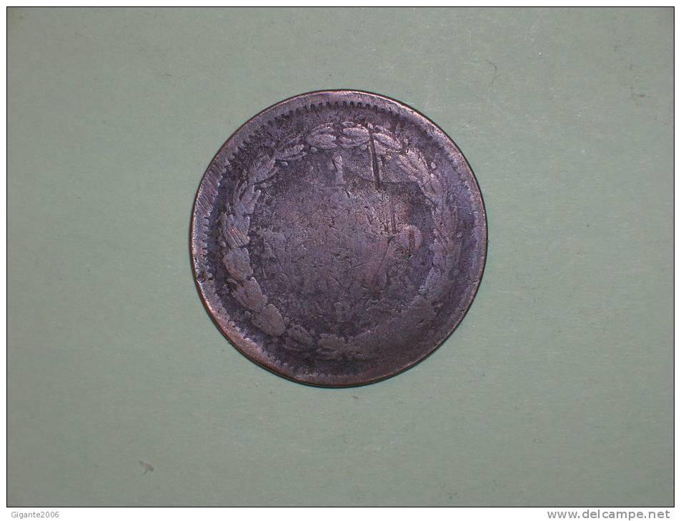Vaticano 1/2 Baiocco 1850 B ANNIV (10141) - Vaticano (Ciudad Del)
