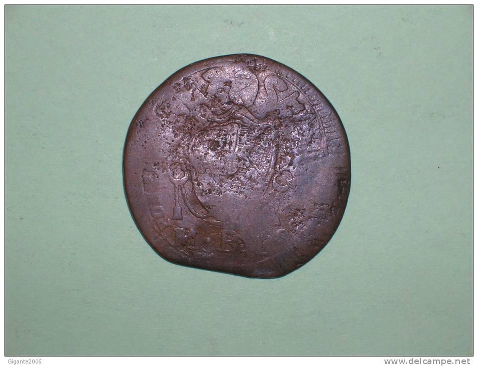 Vaticano 1/2 Baiocco 1802 (10148) - Vaticano (Ciudad Del)