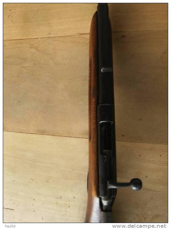 Tr s belle ancienne petite carabine de jardin calibre for Carabine de jardin