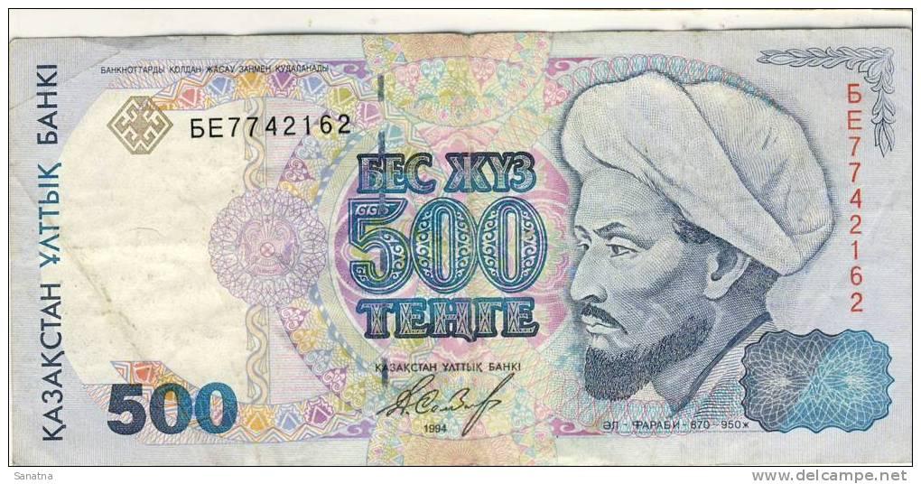 500 - Kazakhstan