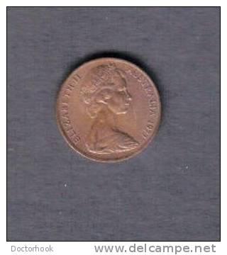 AUSTRALIA   2  CENTS  1977  (KM # 63) - Unclassified