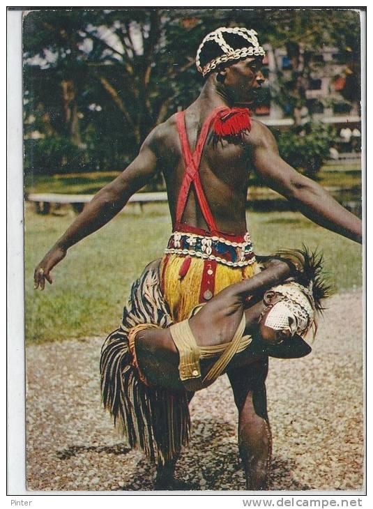Danseurs Africains - Centrafricaine (République)