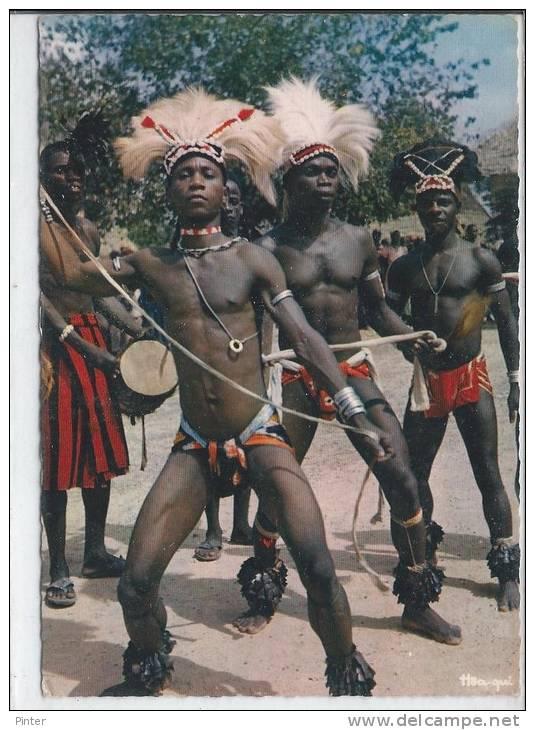 REPUBLIQUE CENTRAFRICAINE - Danseurs Du Groupe Médy - Centrafricaine (République)