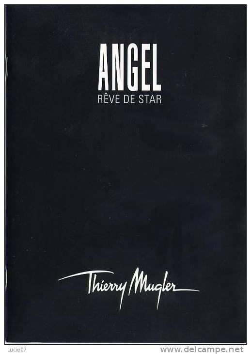 Achat Immédiat  1 Carnet ANGEL REVE DE STAR  6 Feuillets  1998 - Catalogues